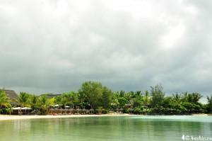 Пляж Индийского океана