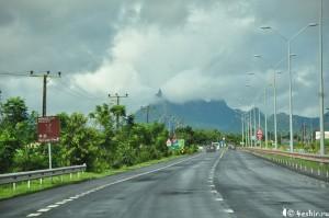 Горы Маврикия