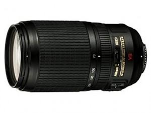объектив 70-300 mm Nikkor