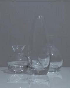 Съемка стекла