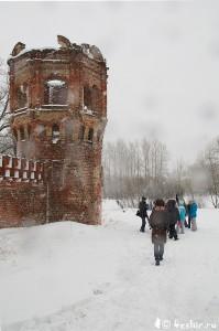башня погремушка
