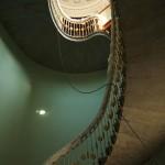 Агатовые комнаты, лестница наверх