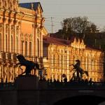 Кони Клодта, Аничков мост