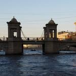 Башни Ломоносовского моста