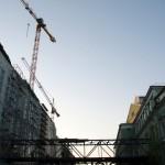Стройка у Мариинского театра
