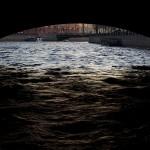 Синий мост, Мойка