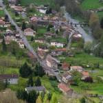 Деревня Нье, Франция