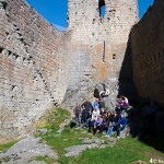 Крепость Монсегюр