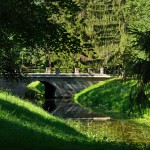 Ломоносов, мост
