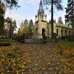 Церковь в готическом стиле