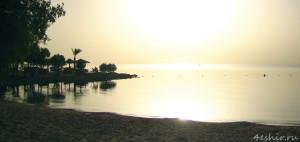 Рассвет на Красном море