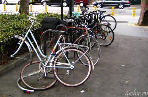 Велосипеды Парижа