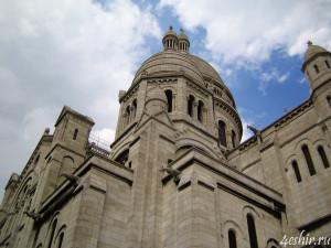 Basilique du Sacré Cœur (Базилика Сакре-Кёр)