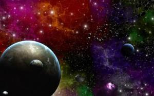 рисунки космоса