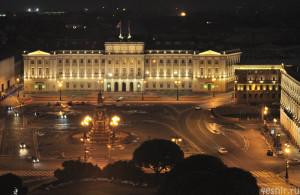 Исаакиевская площадь, Мариинский дворец