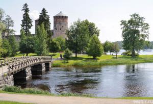 Крепость Савонлинны