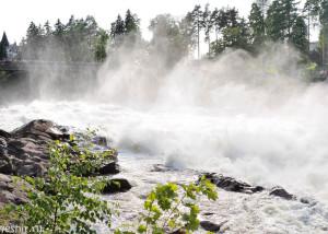 Буйство водной стихии