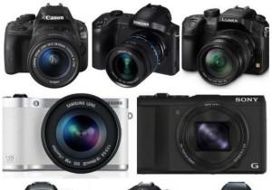 фотоаппараты 2013