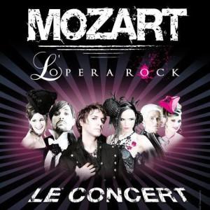 Mozart. L'opera rock.