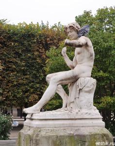 Скульптура с дополнением
