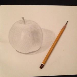 Второе яблоко