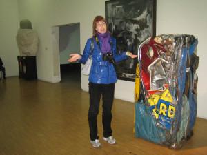 В Центре Современного искусства