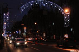 Новогодняя Петроградка