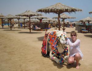 Верблюд улыбается