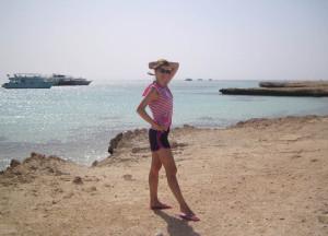 На Красном море