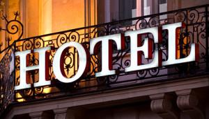 Выбор отеля