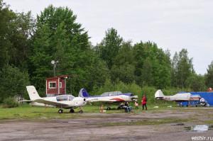 Аэродром Горская