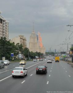 Проспекты Москвы