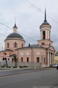 Иверская церковь