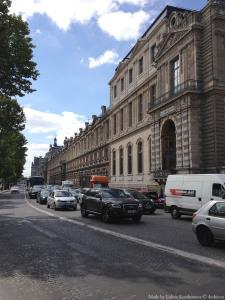 Пробка в Париже