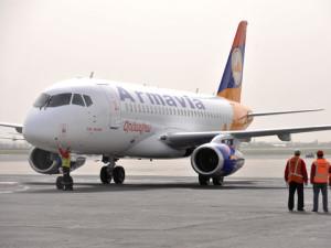 армения самолет