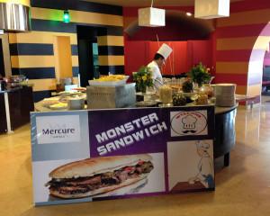 Сэндвич-монстр