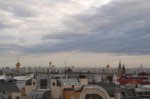 Крыши Москвы