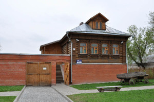 Домики Коломенского