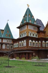 Дворец Алексея Михайловича