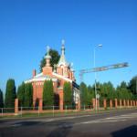 Церковь в Латвии