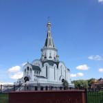 Церковь в Калининграде
