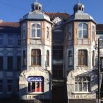 Здание на Курортном проспекте