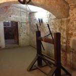 Пыточные камеры Янтарного замка
