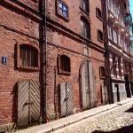 Старый амбар в Риге