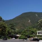 Горы в Гагре