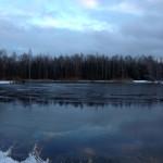 Почти зимний пейзаж