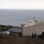 Отель и море