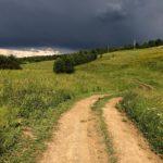 Извилистая дорога