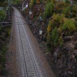 Железная дорога в Выборге
