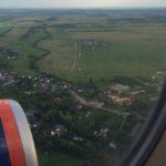 Калининградская область с самолета